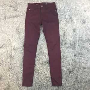 ADRIANO GOLDSCHMIED Farrah High-Rise Skinny Jeans